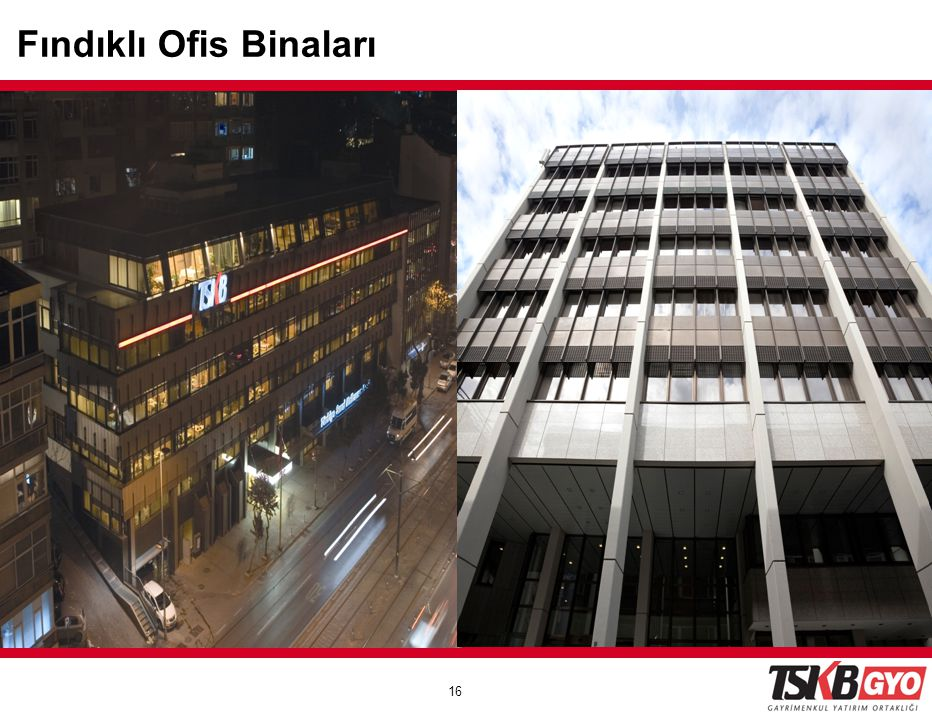 Fındıklı Ofis Binaları