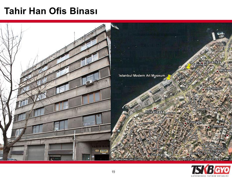 Tahir Han Ofis Binası GALATAPORT