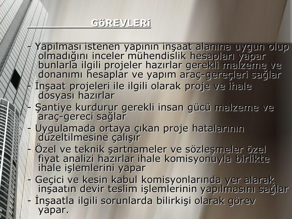 GöREVLERi