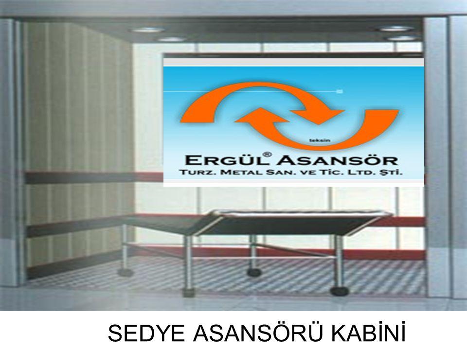SEDYE ASANSÖRÜ KABİNİ
