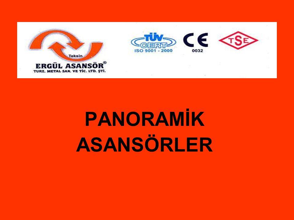PANORAMİK ASANSÖRLER