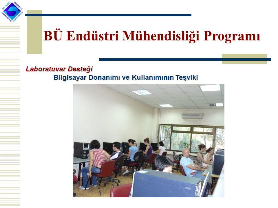 BÜ Endüstri Mühendisliği Programı