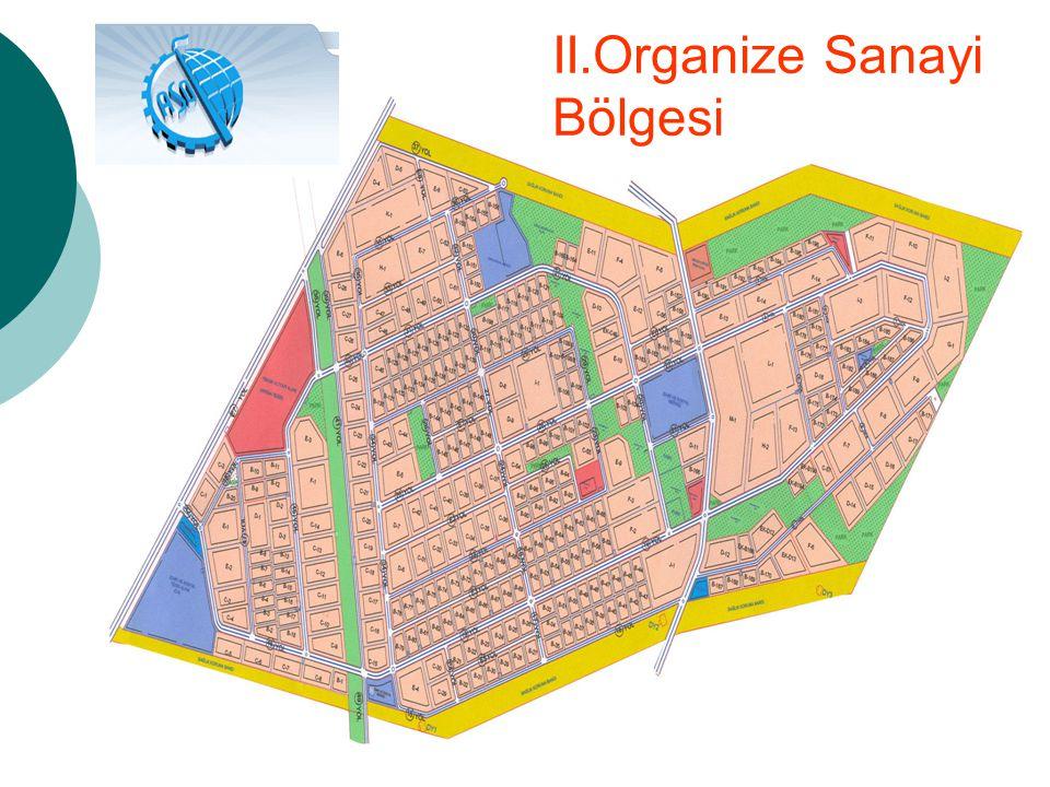 II.Organize Sanayi Bölgesi