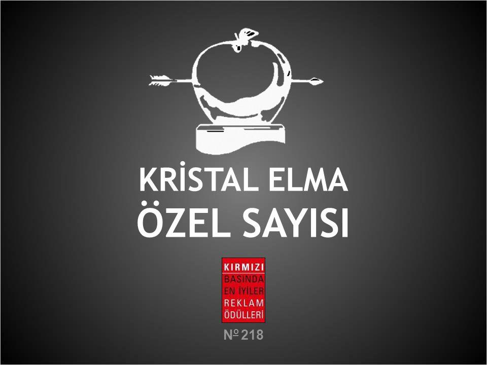 KRİSTAL ELMA ÖZEL SAYISI No 218