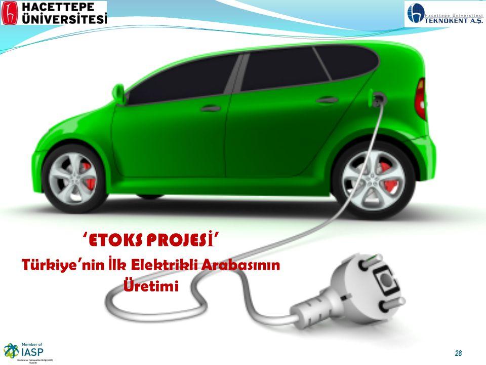 Türkiye'nin İlk Elektrikli Arabasının Üretimi