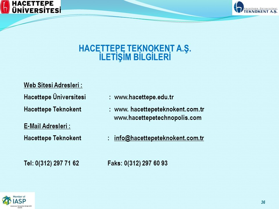 HACETTEPE TEKNOKENT A.Ş.
