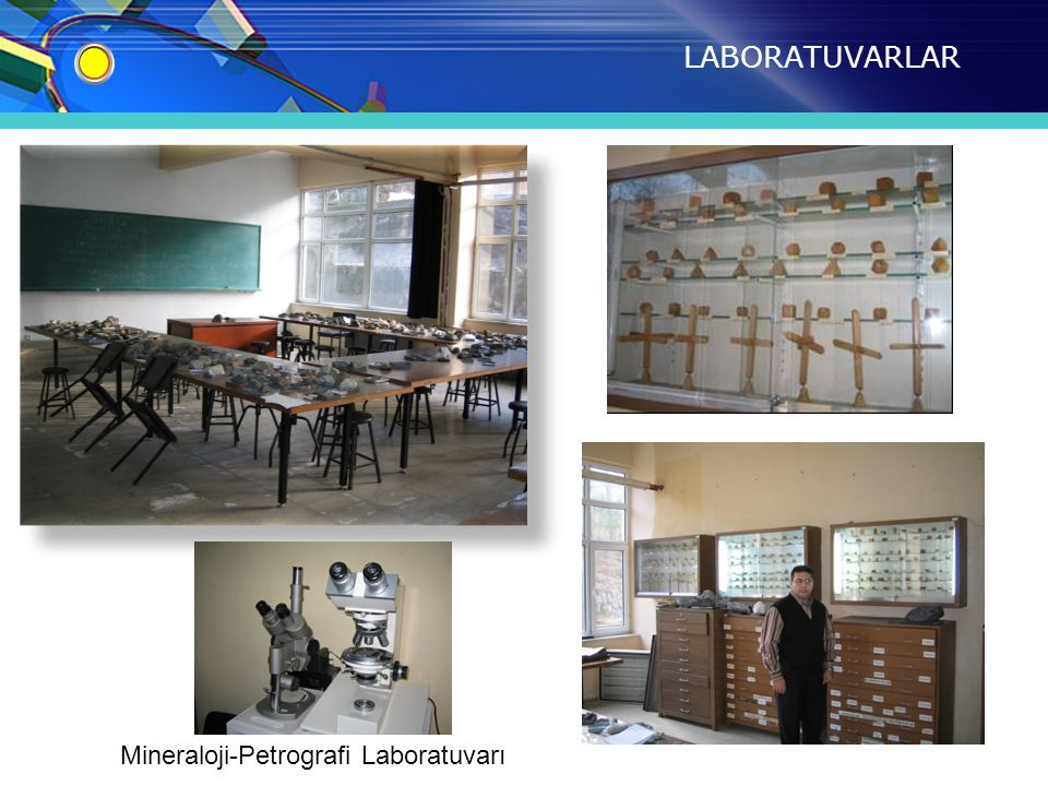 Mineraloji-Petrografi Laboratuvarı
