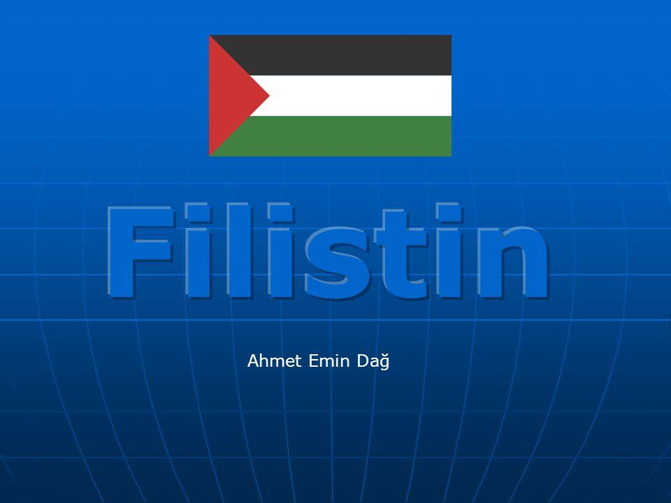 Filistin Ahmet Emin Dağ