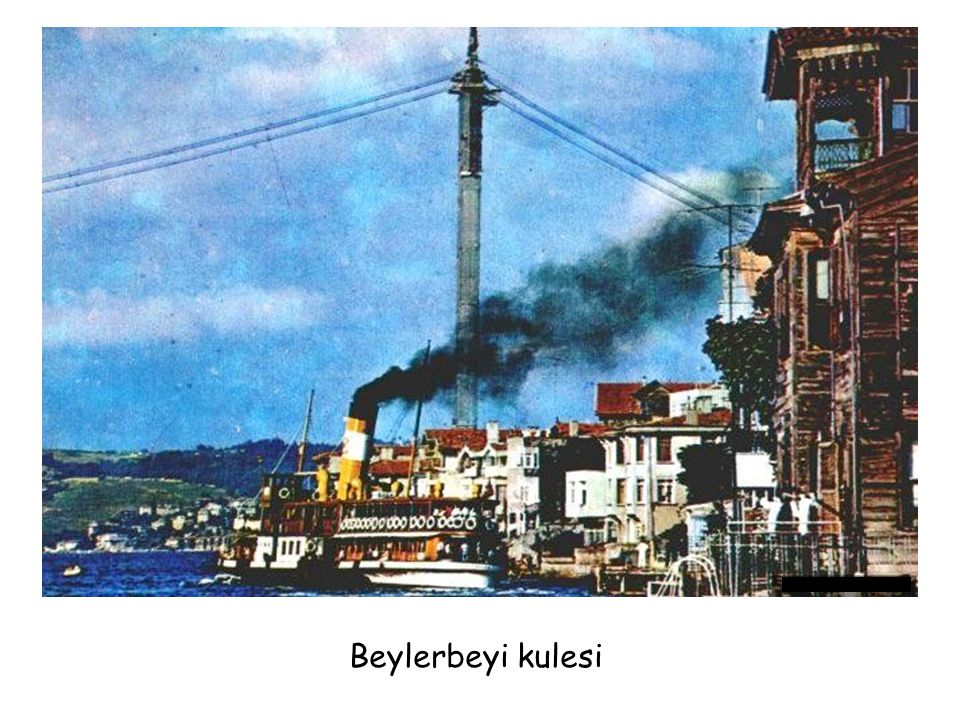Beylerbeyi kulesi