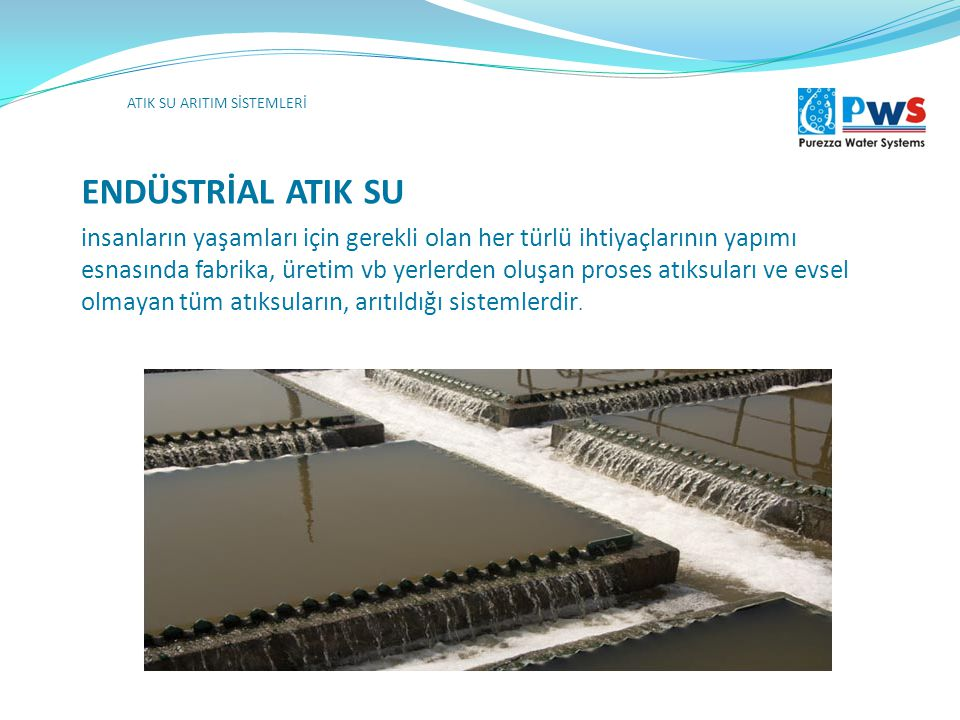 ATIK SU ARITIM SİSTEMLERİ