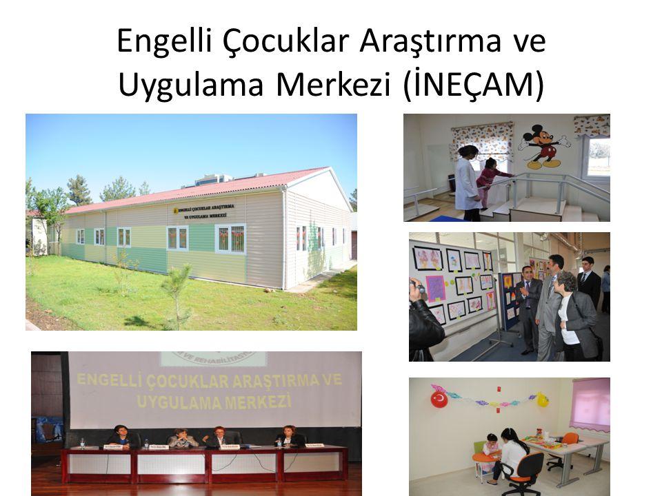 Engelli Çocuklar Araştırma ve Uygulama Merkezi (İNEÇAM)