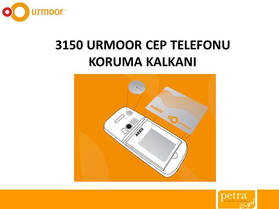 3150 URMOOR CEP TELEFONU KORUMA KALKANI