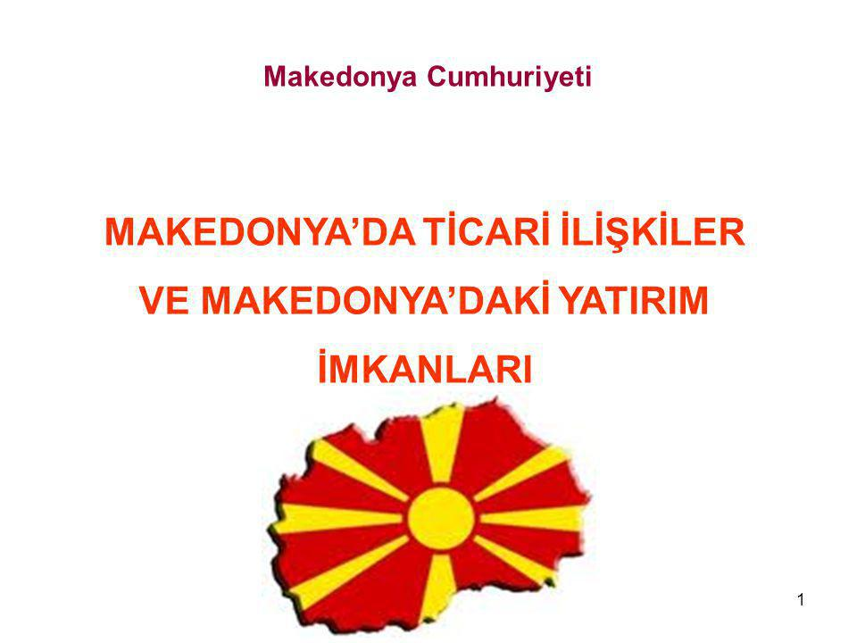 Makedonya Cumhuriyeti