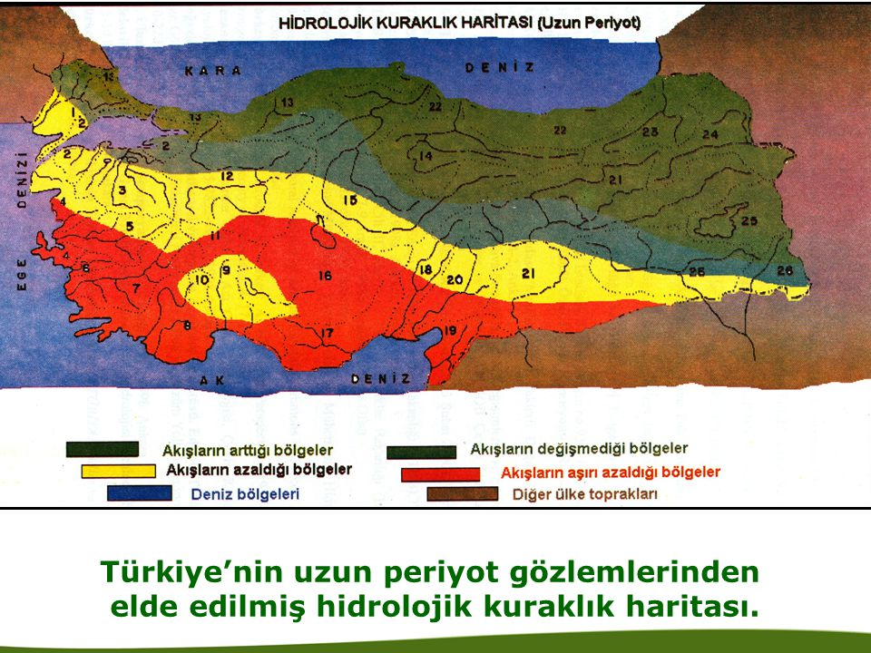 Türkiye'nin uzun periyot gözlemlerinden