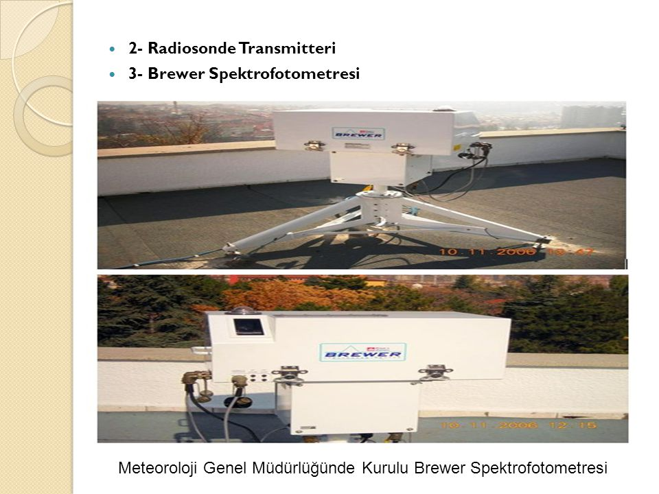 2- Radiosonde Transmitteri