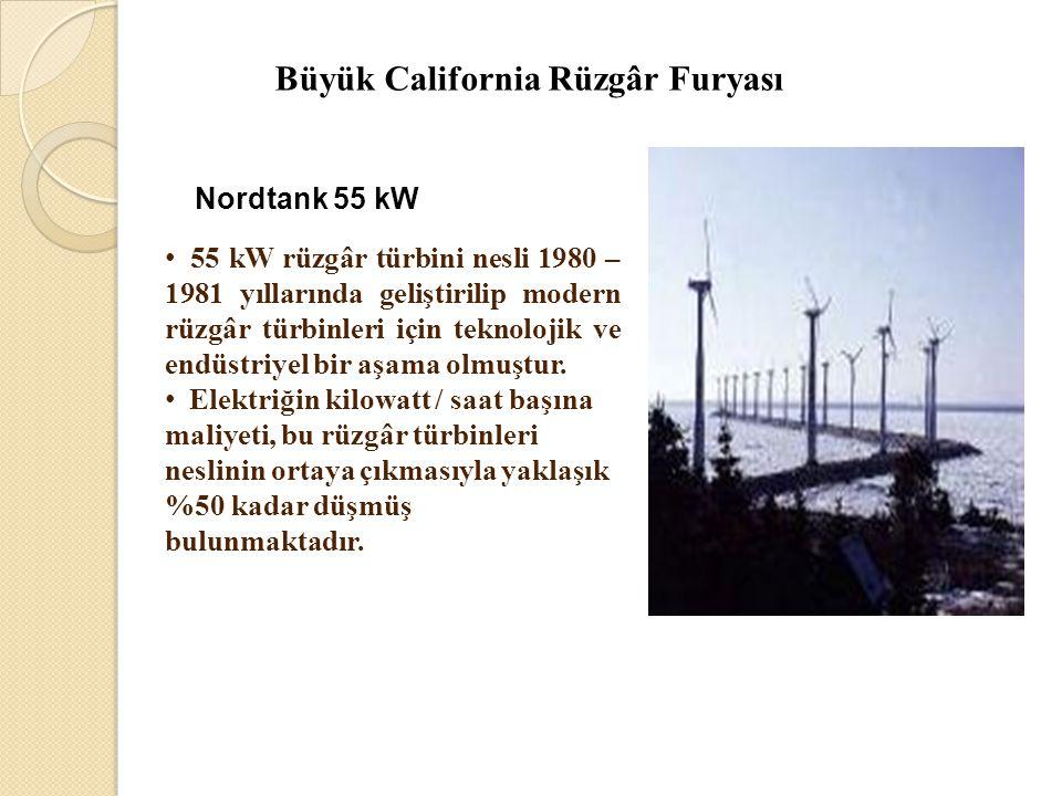 Büyük California Rüzgâr Furyası