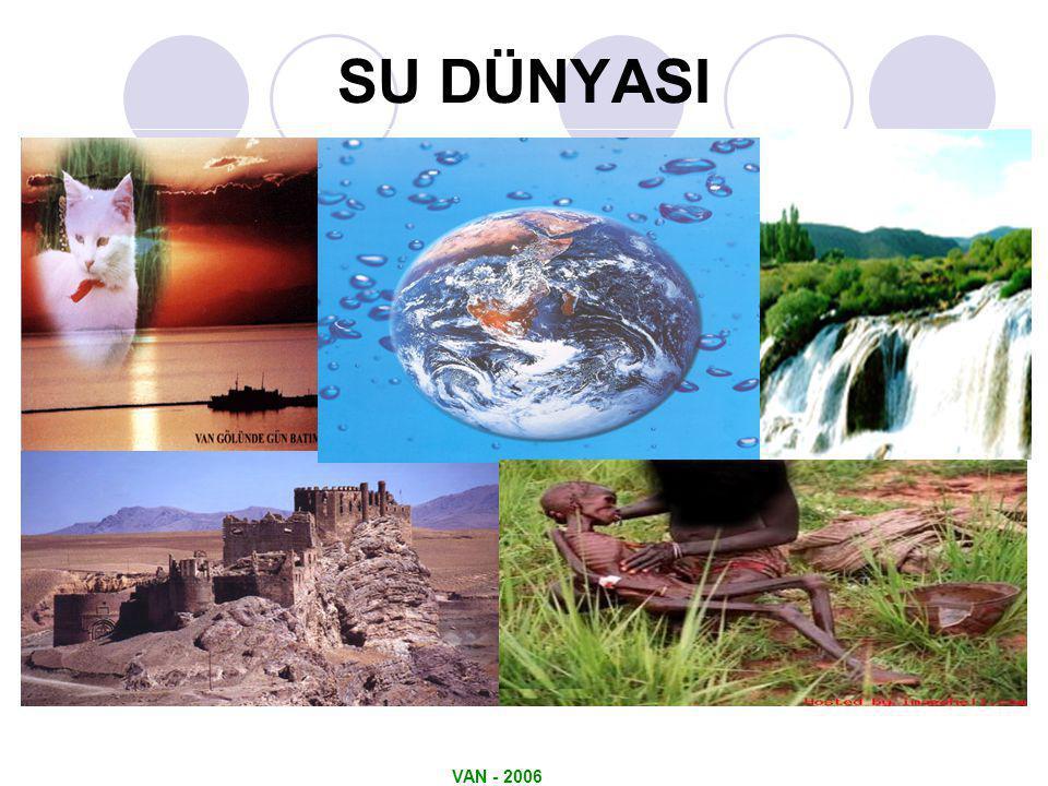 SU DÜNYASI VAN - 2006