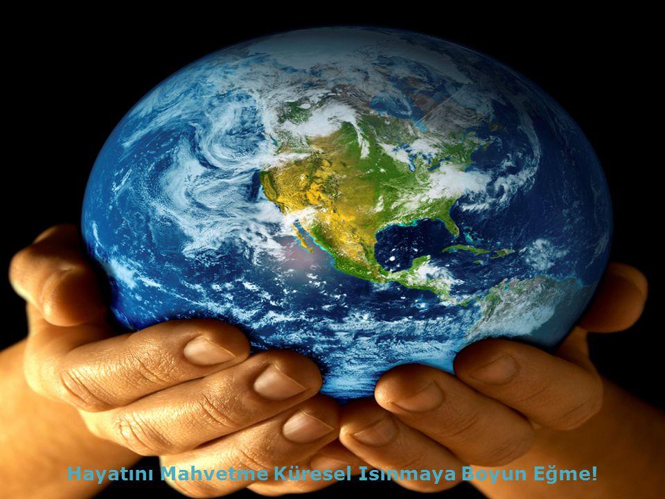 Hayatını Mahvetme Küresel Isınmaya Boyun Eğme!