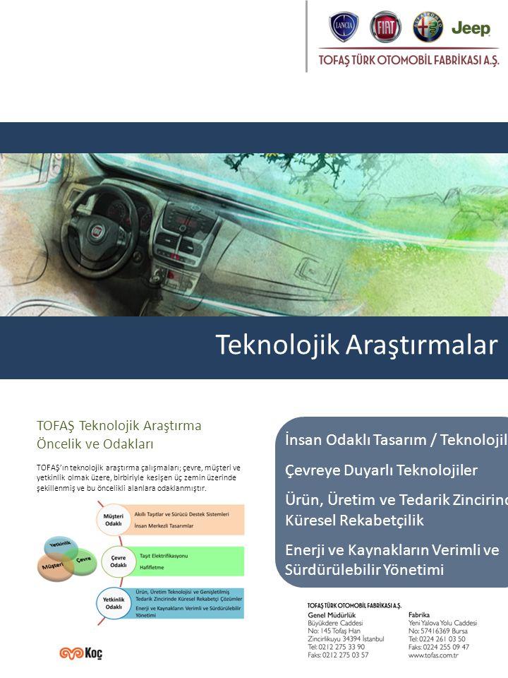 Teknolojik Araştırmalar