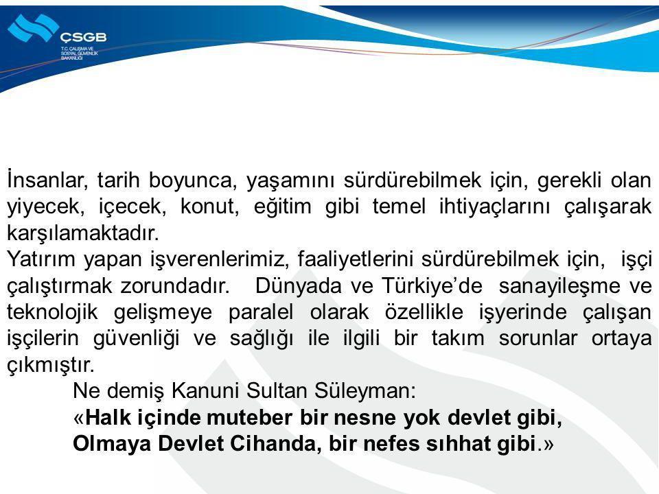 Ne demiş Kanuni Sultan Süleyman: