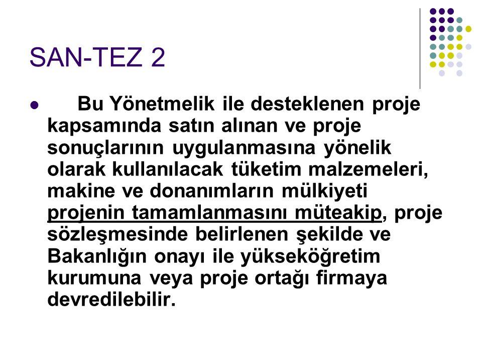 SAN-TEZ 2