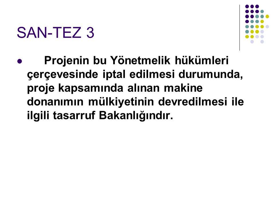 SAN-TEZ 3