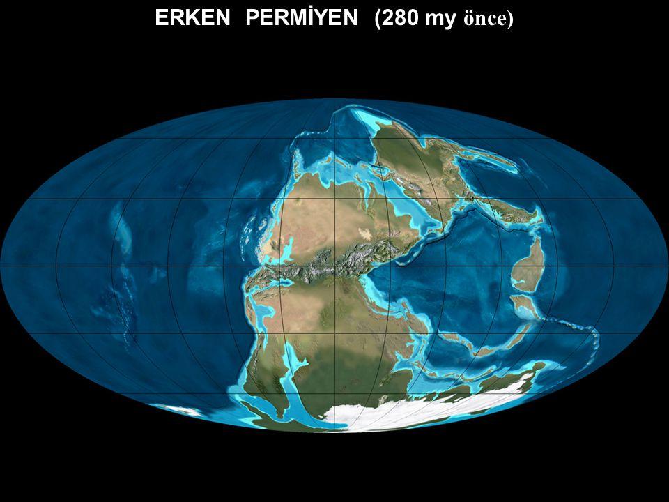 ERKEN PERMİYEN (280 my önce)