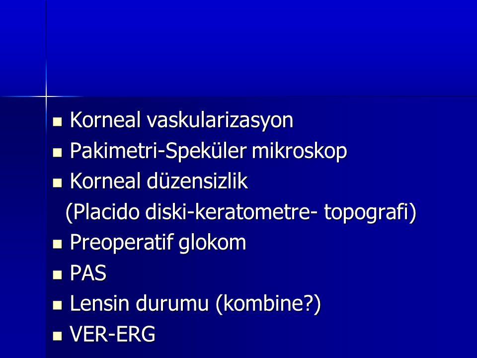 Korneal vaskularizasyon