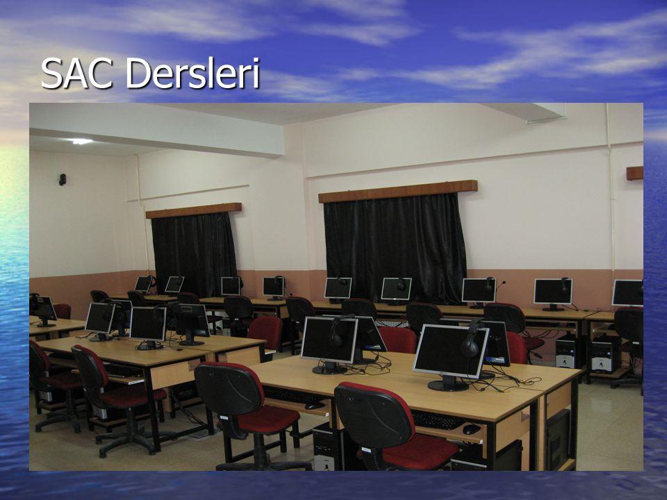 SAC Dersleri