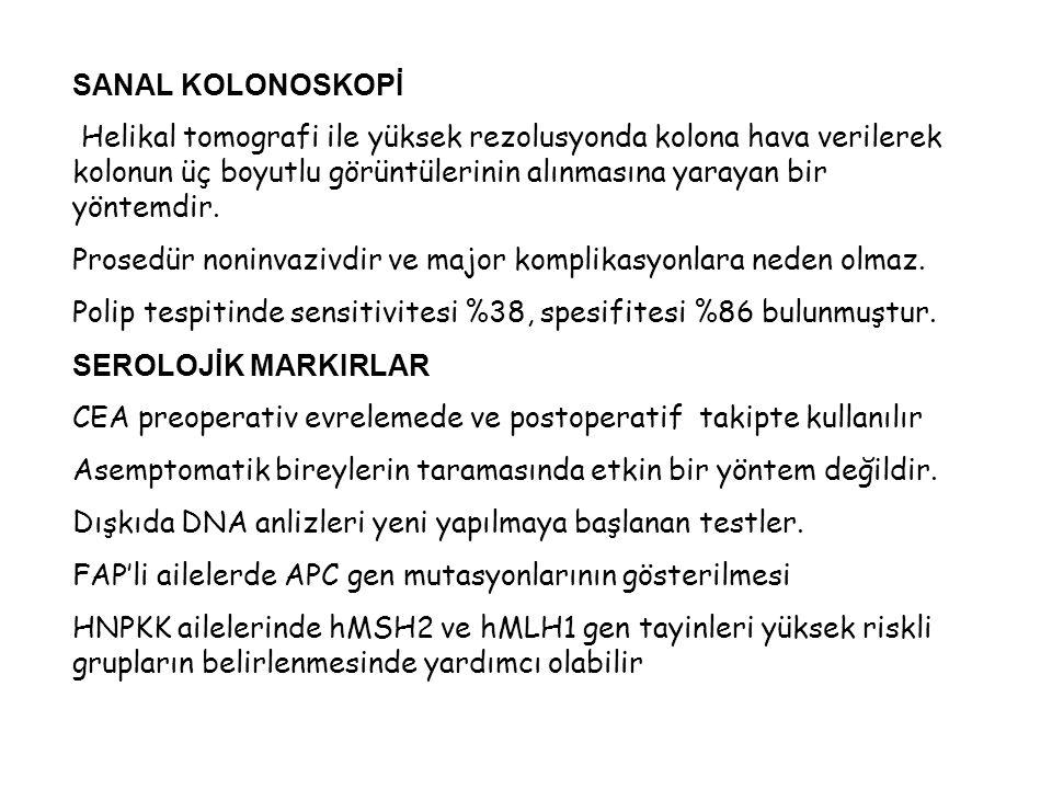 SANAL KOLONOSKOPİ