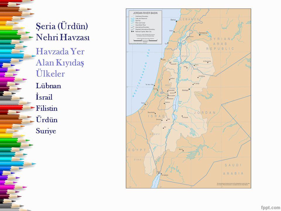 Şeria (Ürdün) Nehri Havzası