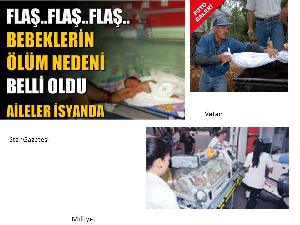 Vatan Star Gazetesi Milliyet