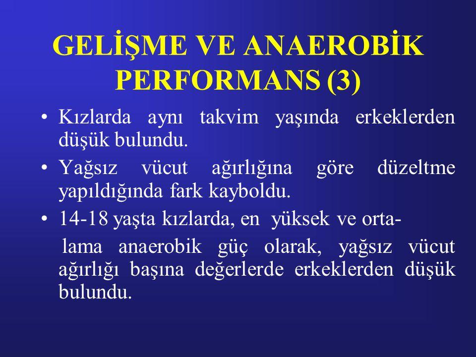 GELİŞME VE ANAEROBİK PERFORMANS (3)