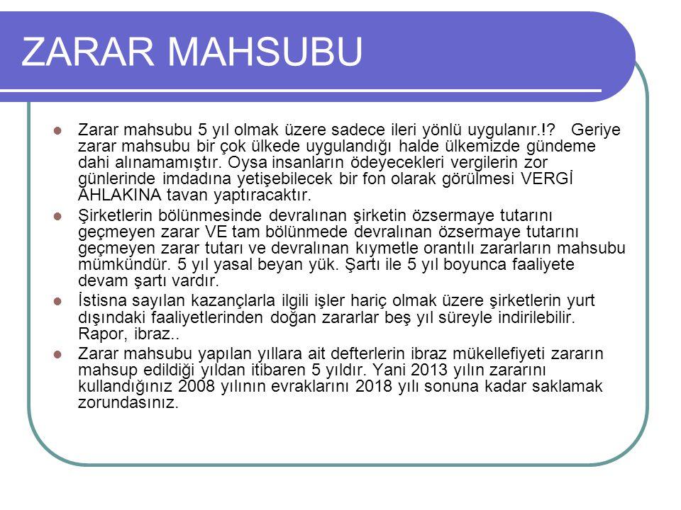 ZARAR MAHSUBU