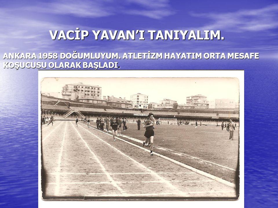 VACİP YAVAN'I TANIYALIM.