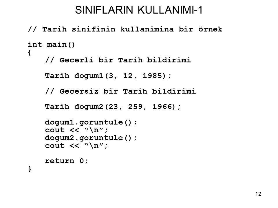SINIFLARIN KULLANIMI-1