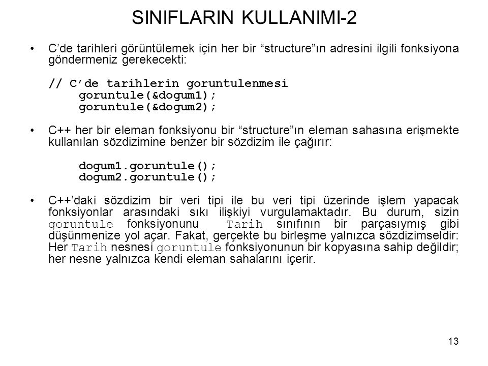SINIFLARIN KULLANIMI-2
