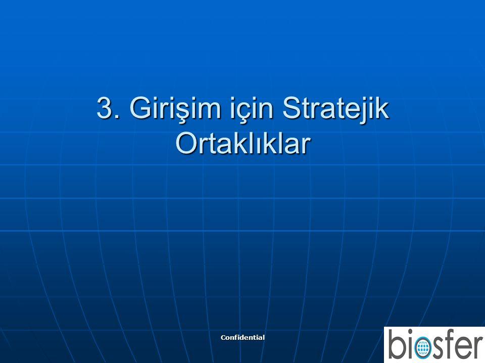 3. Girişim için Stratejik Ortaklıklar
