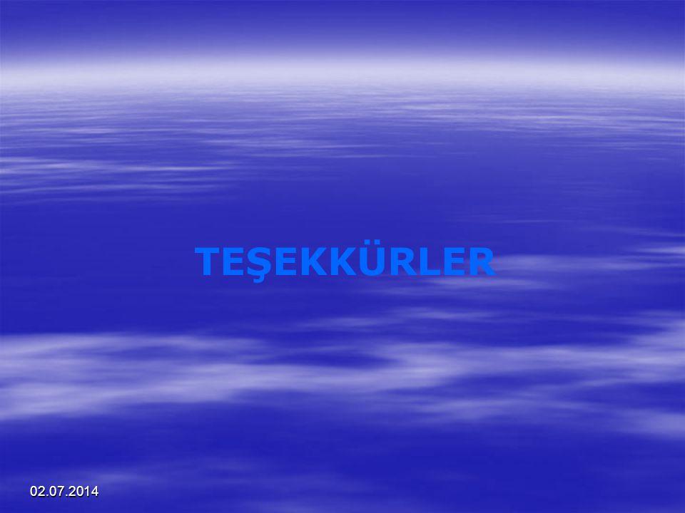 TEŞEKKÜRLER 03.04.2017