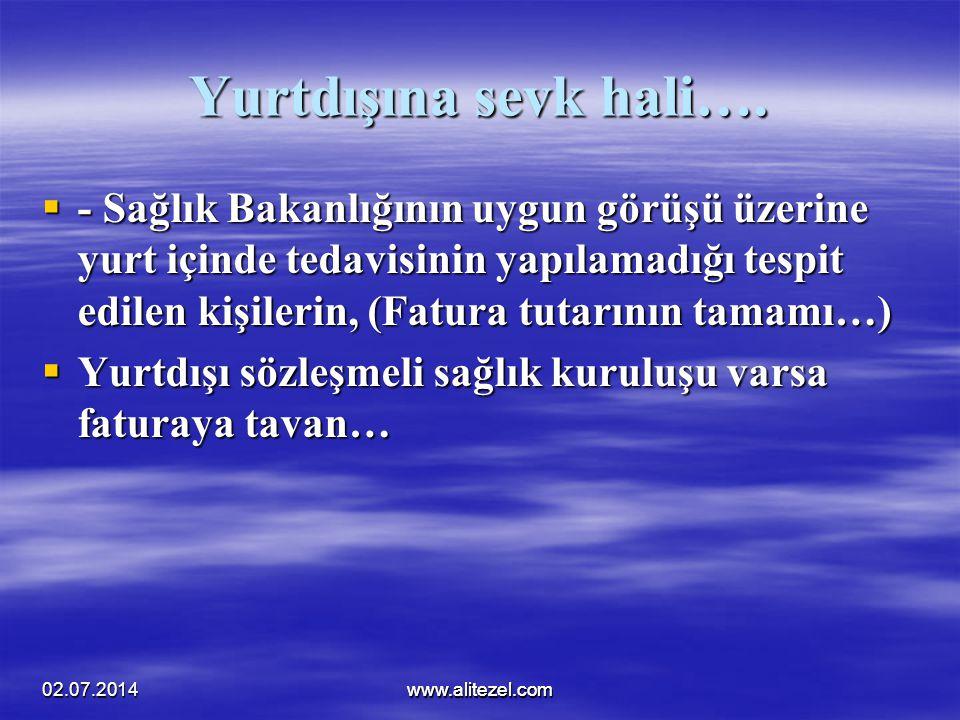 alitezel@alitezel.com Yurtdışına sevk hali….
