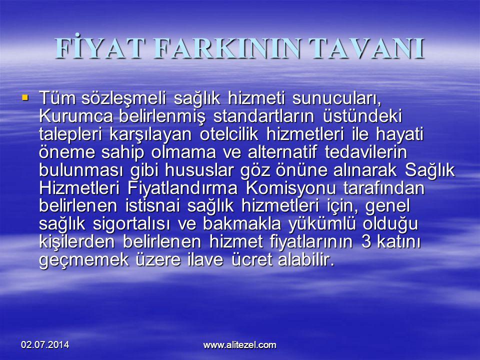 alitezel@alitezel.com FİYAT FARKININ TAVANI.