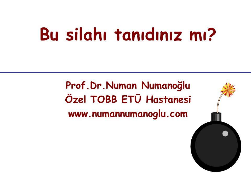 Prof.Dr.Numan Numanoğlu Özel TOBB ETÜ Hastanesi