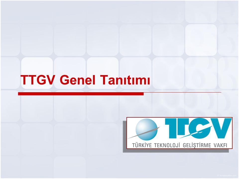 TTGV Genel Tanıtımı