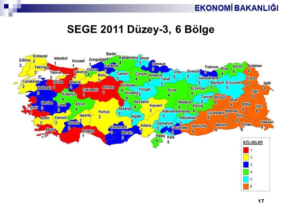SEGE 2011 Düzey-3, 6 Bölge 17
