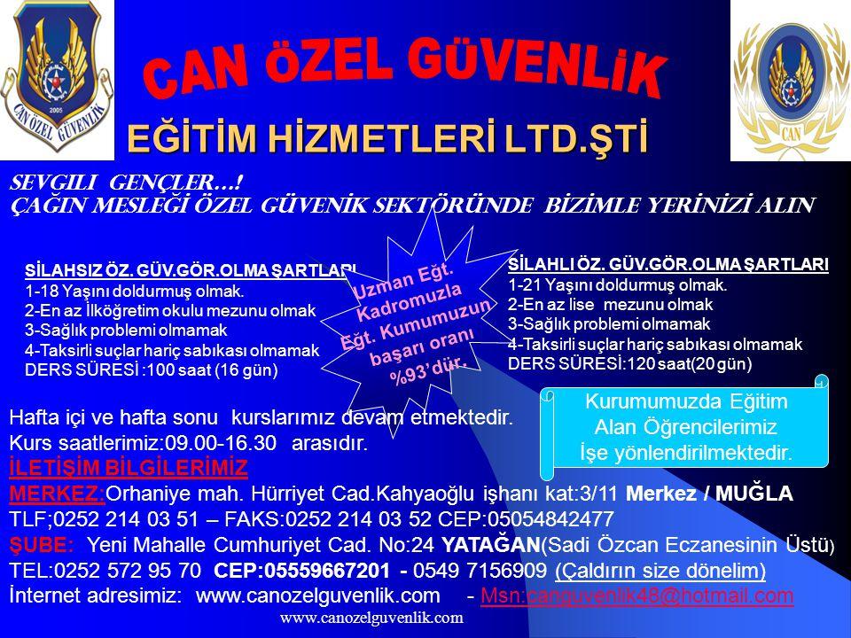 EĞİTİM HİZMETLERİ LTD.ŞTİ