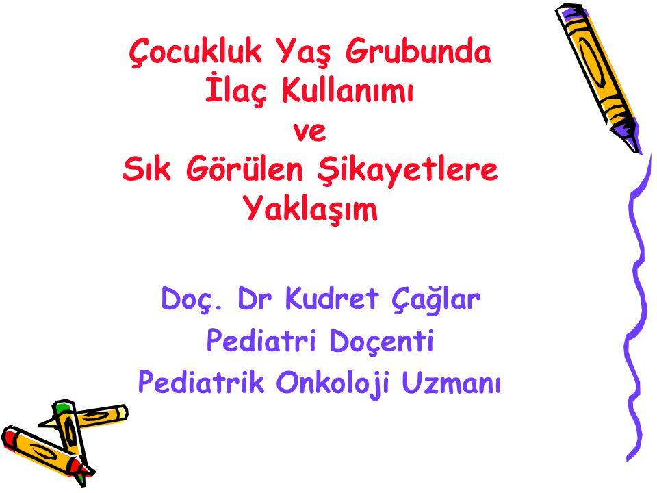 Pediatrik Onkoloji Uzmanı