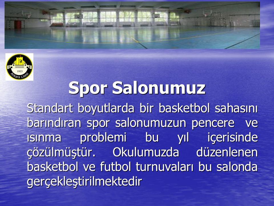 Spor Salonumuz
