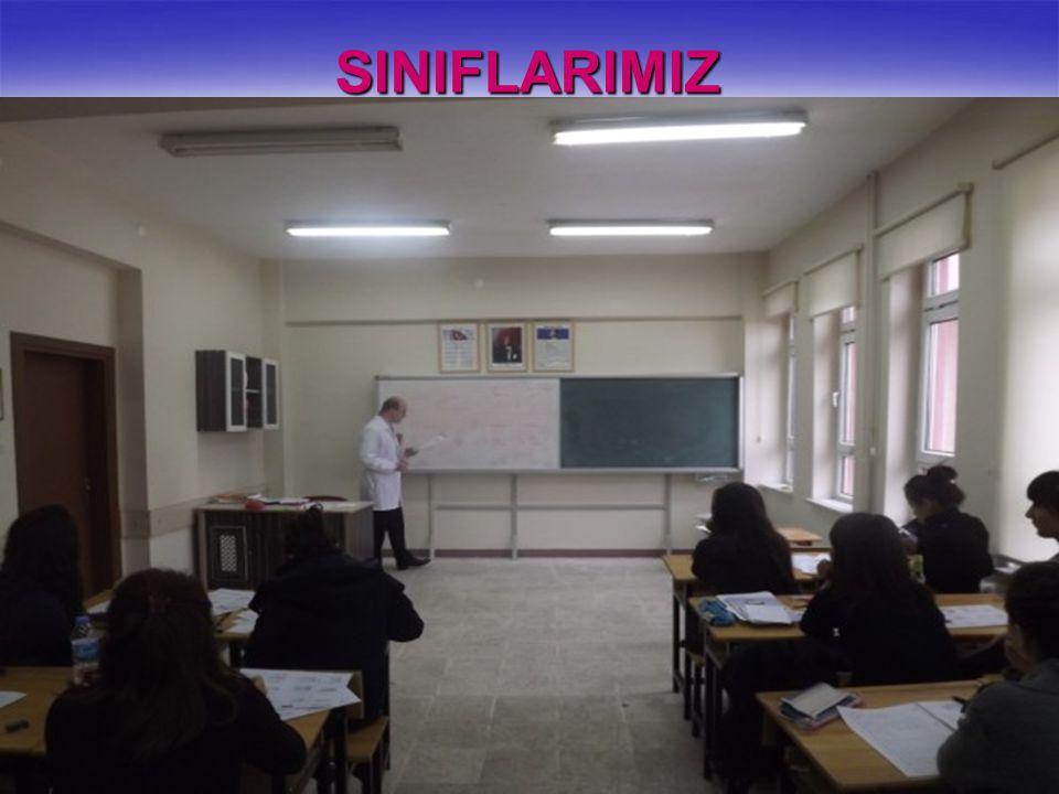 SINIFLARIMIZ