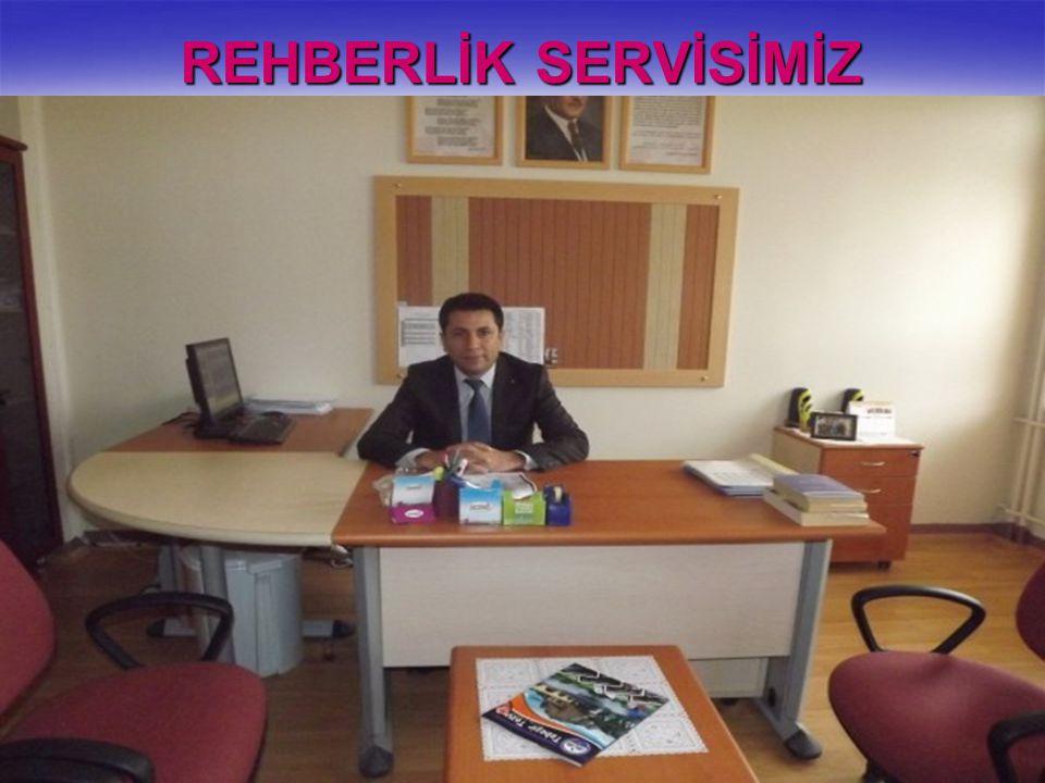 REHBERLİK SERVİSİMİZ