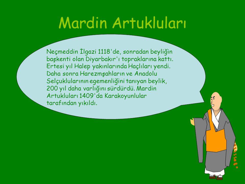 Mardin Artukluları